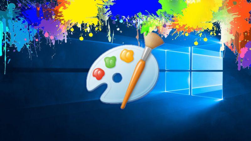 Microsoft се предомисли за повлекувањето на алатката Paint од Windows 10