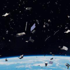 Вселенскиот отпад од уништениот индиски сателит ѝ се заканува на Меѓународната вселенска станица