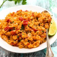 Шпански рецепт за ориз