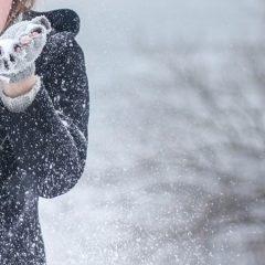 Енергија добиена од паѓање на снег