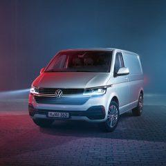 Новиот Volkswagen Transporter 6.1 дебитира на најголемиот светски саем за градежни машини и апарати