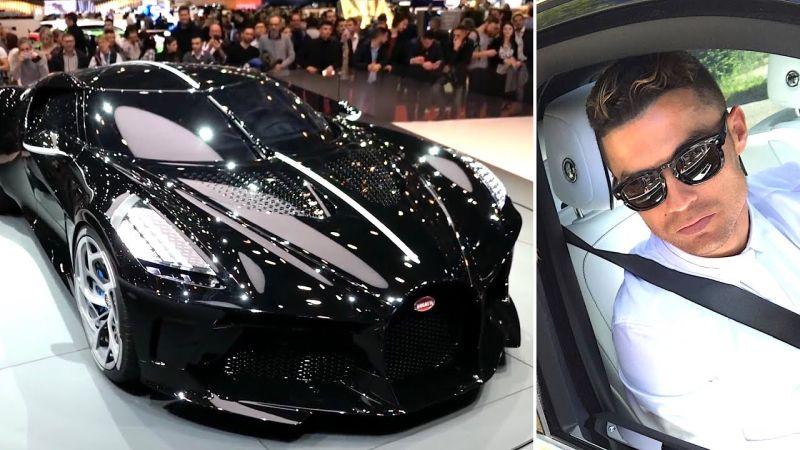 Кристијано Роналдо го купи моментално најскапиот автомобил на светот