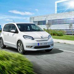 Citigo-e iV е првиот електричен автомобил на Шкода