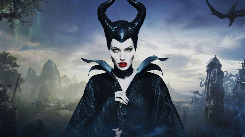 Анџелина Џоли се враќа во Maleficent: Mistress of evil