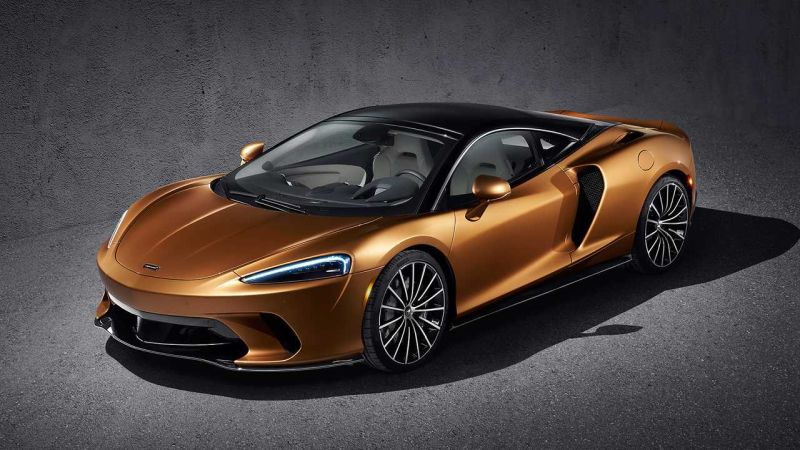 McLaren го претстави долгоочекуваниот модел GT