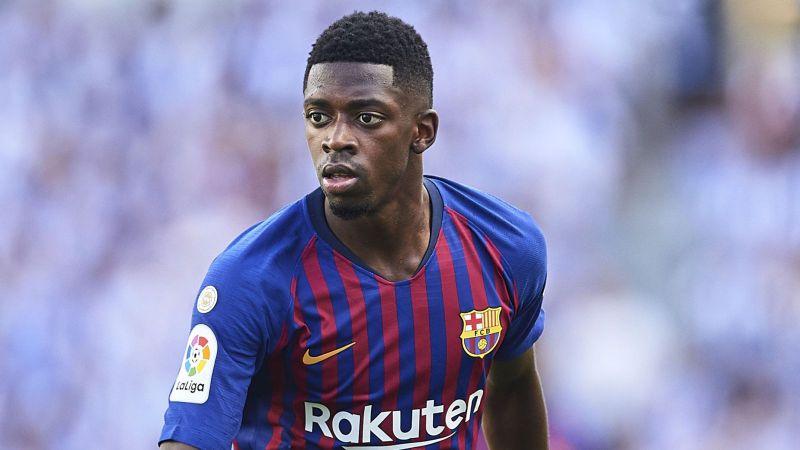 Барселона без Дембеле против Ливерпул