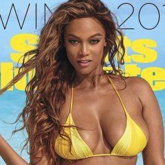 """Тајра Бенкс повторно се најде на насловната страница на """"Sports Illustrated Swimsuit"""""""