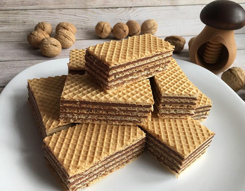 Чоколадни обланди