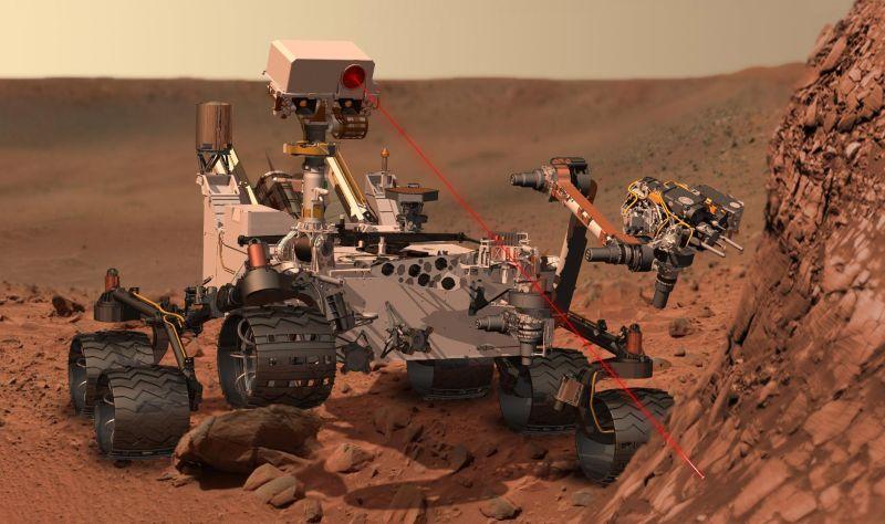 Роверот на НАСА на Месечината откри големи количини на метан, гас кој на Земјата го произведуваат живите суштества