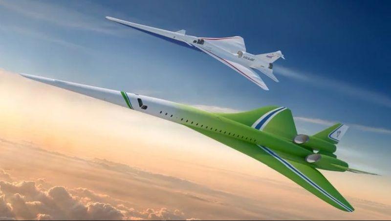 Тивкиот суперсоничен авион претставен од Lockheed Martin