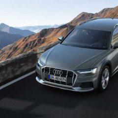 Новиот Audi A6 Allroad