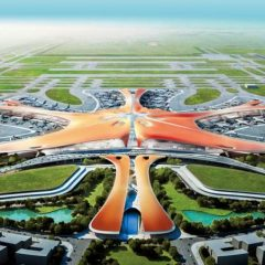 Пекинг го доби најголемиот аеродром на светот