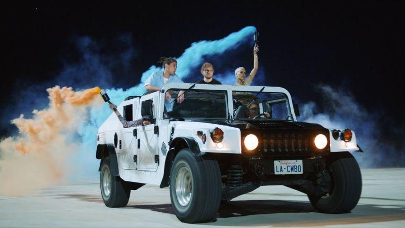 """Beautiful People"" – долгоочекуваниот дует на Ед Ширан и Калид"