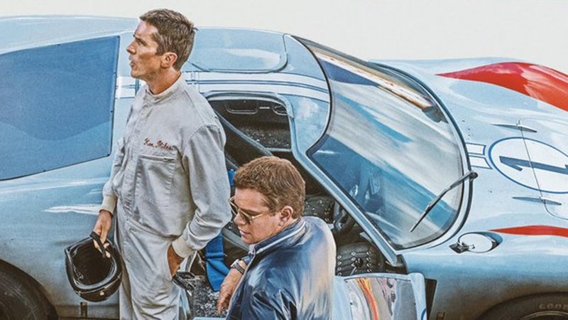 Ford v Ferrari – филм што не се пропушта