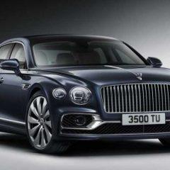 Bentley Flying Spur - луксуз без компромис