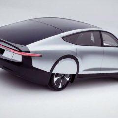 Lightyear One - електричен автомобил кој ги полни батериите и на сонце