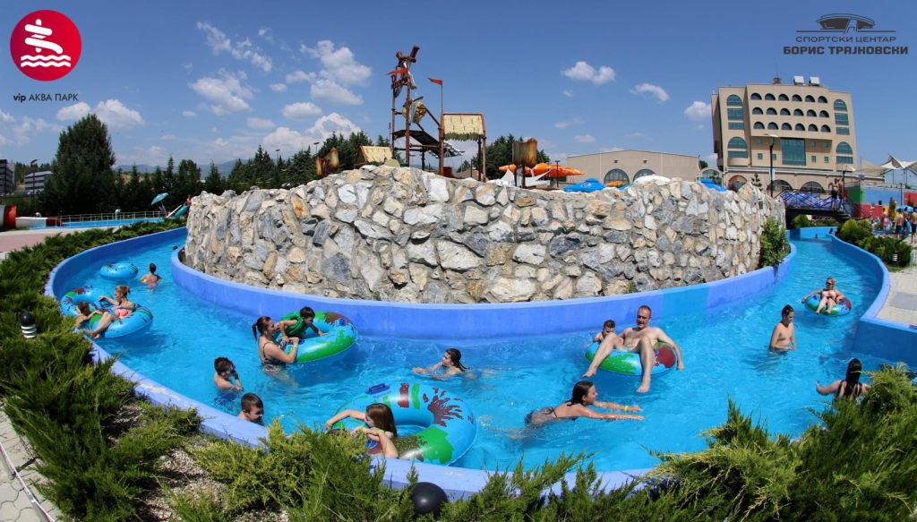 Во петок стартува новата сезона на Аква паркот во Скопје