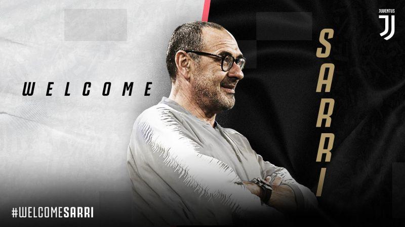 И официјално Маурицио Сари е новиот тренер на Јувентус