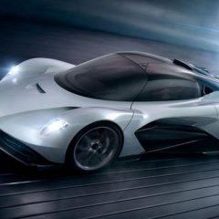 Валхала е името на новиот хиперавтомобил на Астон Мартин