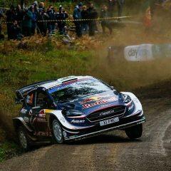 Автомобилите во WRC натпреварувањето со хибриден погон од 2022 година