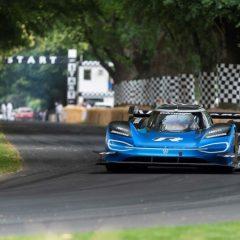 Volkswagen ID.R со нов рекорд на Гудвуд побрз од Формула 1