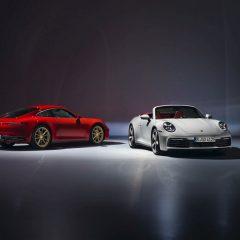 Porsche ги претстави новите 911 Carrera Coupé и 911 Carrera Cabriolet