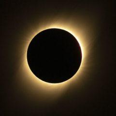 Комплетно замрачување на Сонцето