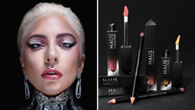 Лејди Гага лансираше свој бренд на шминка
