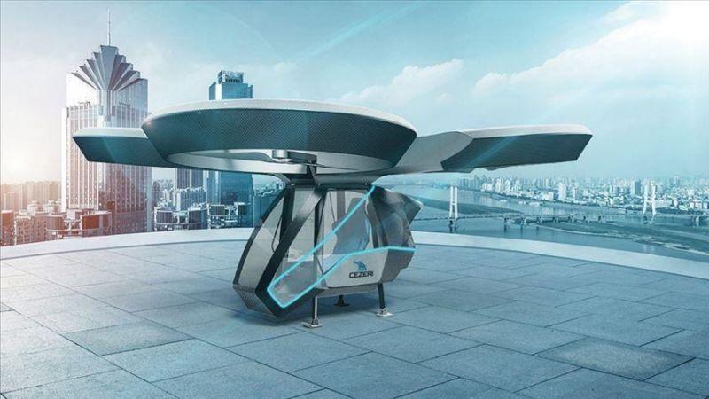 Турците го најавија прототипот на првиот летечки автомобил