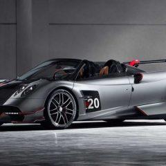 Пагани го претстави својот нов модел од 3,5 милиони долари - Pagani Huayra Roadster BC