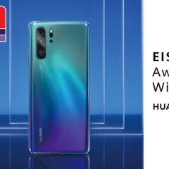 """Huawei P30 Pro ја доби наградата """"Смартфон на годината"""", што ја доделува EISA"""