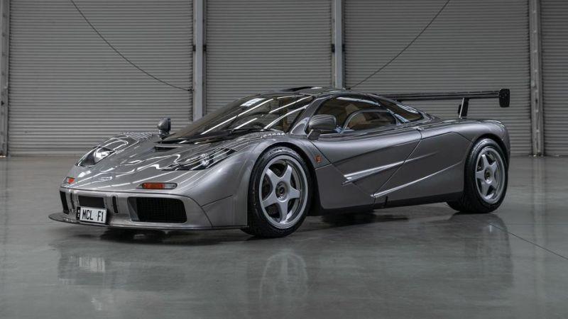 McLaren F1 LM продаден за неверојатни 19,8 милиони долари