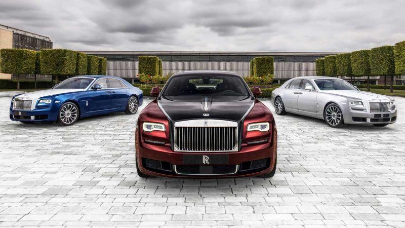 Светот на луксузот: Rolls-Royce Ghost Zenith