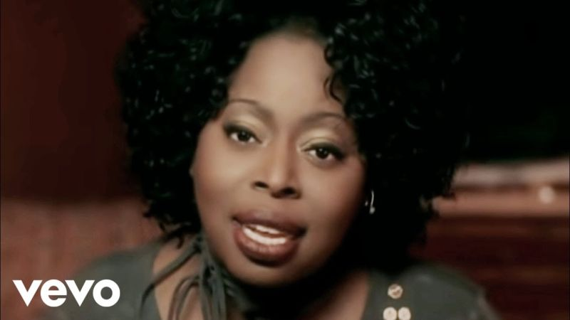 Angie Stone – Wish I Didn't Miss You