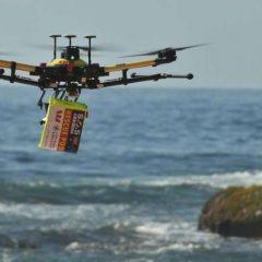 Австралија користи дронови за да ги лоцира крокодилите кои се во близина на пливачите