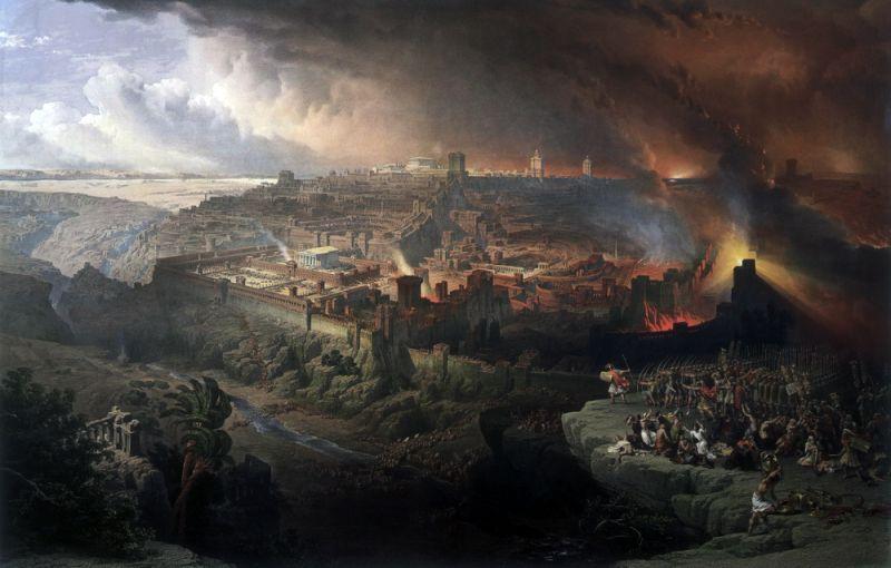 Археолозите откриле доказ за вавилонското освојување на Ерусалим, за кое пишува и во Библијата