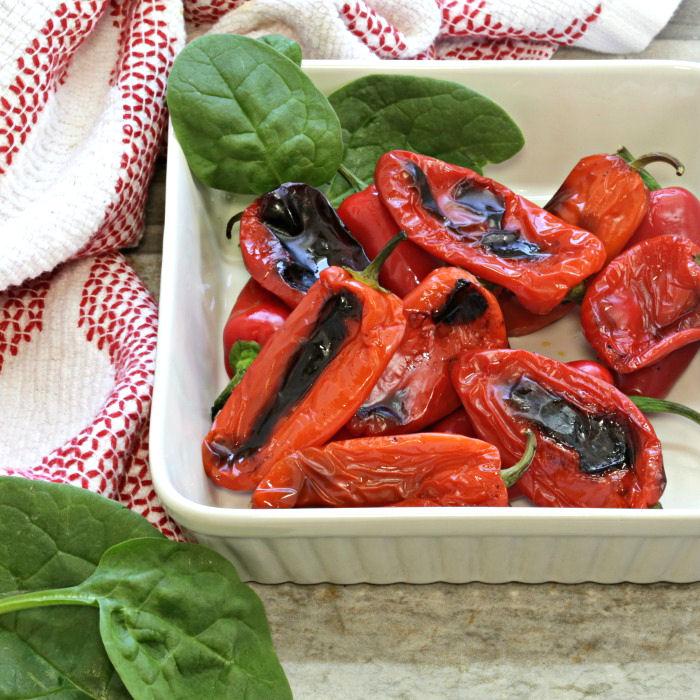 Печени пиперки што се прават за експресно кратко време