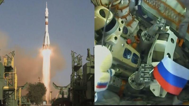 Русите го пратија Федор во вселената