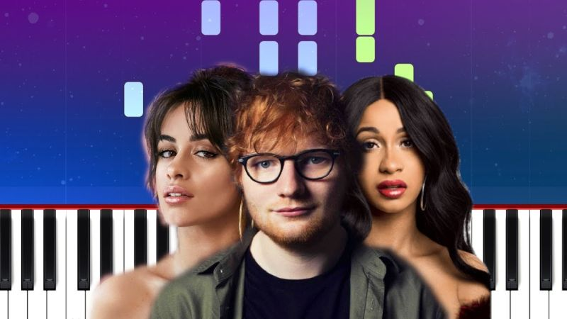 Ed Sheeran, Camila Cabello ft. Cardi B – South of the Border