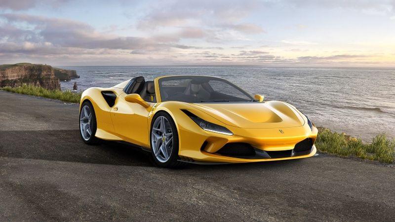 Ferrari F8 Spider – полесен и појак од своите претходници