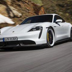 Светска премиера на новиот, електричен Porsche Taycan