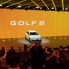 Осмата генерација на Volkswagen Golf доживеа светска премиера