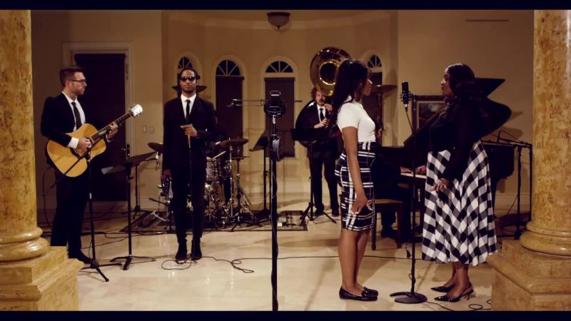 U2 (Gospel Soul Cover) ft. Rogelio Douglas, Jr. – I Still Haven't Found What I'm Looking For