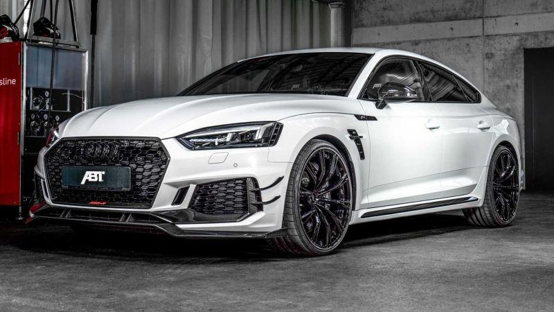 ABT Audi RS-5R Sportback со неверојатни 503 коњски сили