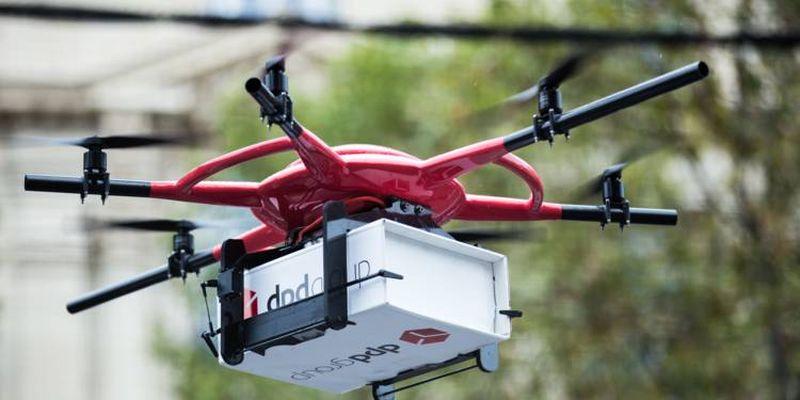 Во САД за првпат се испорачани лекови со помош на дрон
