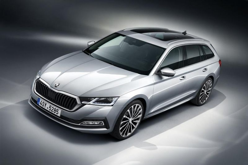 Четвртата генерација на Škoda Octavia – висока технологија, врвен дизајн и поголема практичност