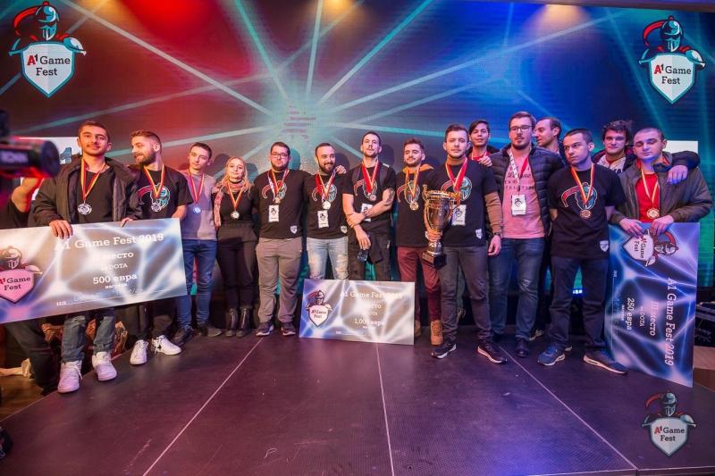 Надминати очекувањата на А1 Game Fest 2019