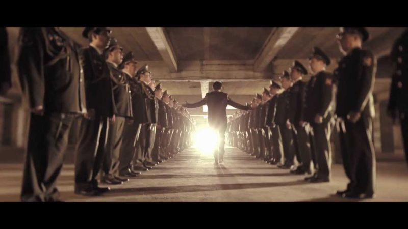 """Ameno"" von Red Army Choir & Vincent Niclo"