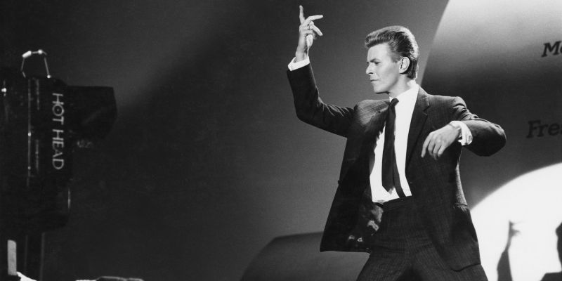 David Bowie – Absolute Beginners