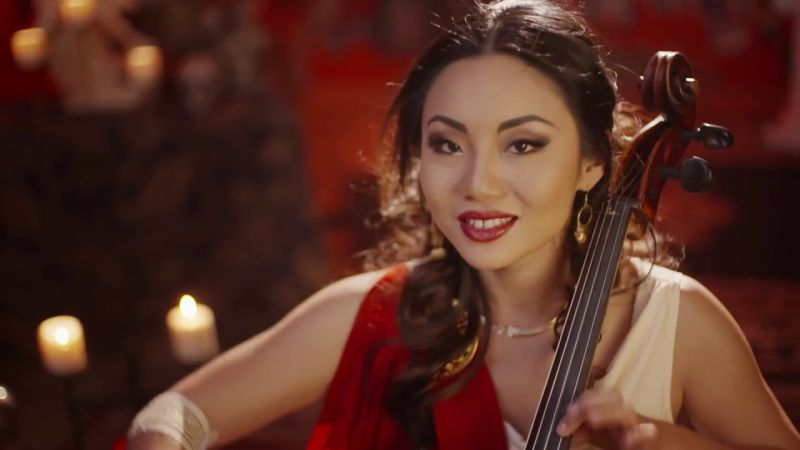 Tina Guo – Now We Are Free